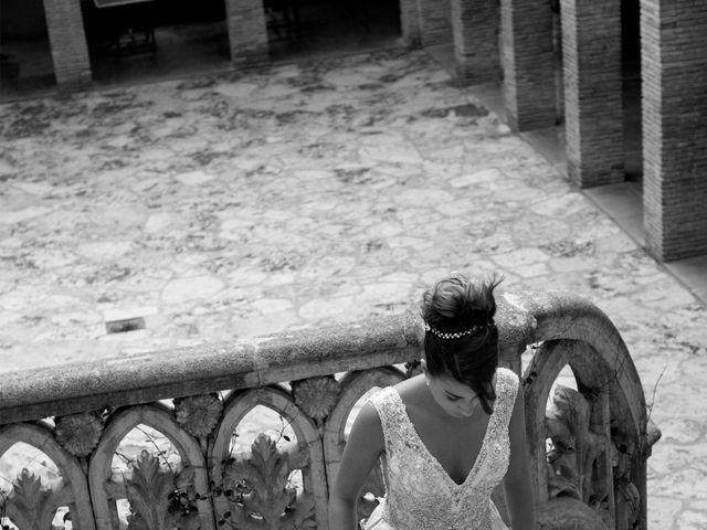 La boda de Miguel y Ahina en Sant Ferriol, Girona 64
