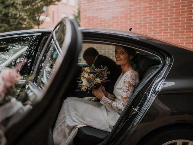 La boda de Oscar y Irene en Calahorra, La Rioja 2