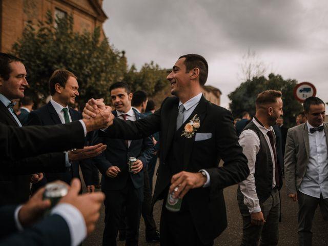 La boda de Oscar y Irene en Calahorra, La Rioja 16