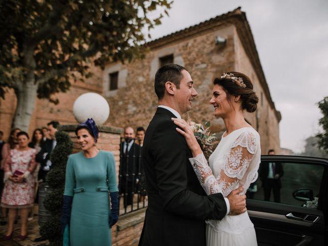 La boda de Oscar y Irene en Calahorra, La Rioja 17