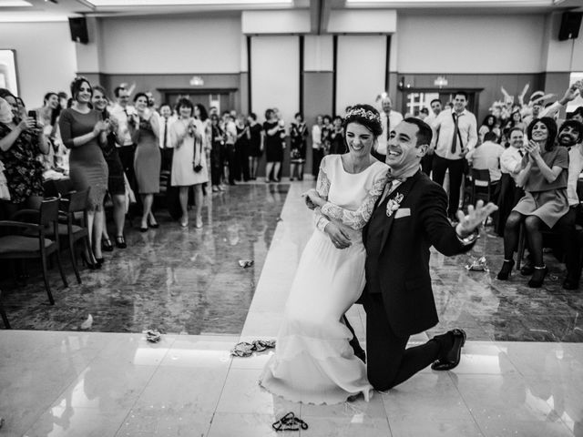 La boda de Oscar y Irene en Calahorra, La Rioja 21