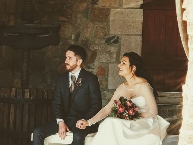 La boda de Carles y Patri en Vilanova Del Valles, Barcelona 1