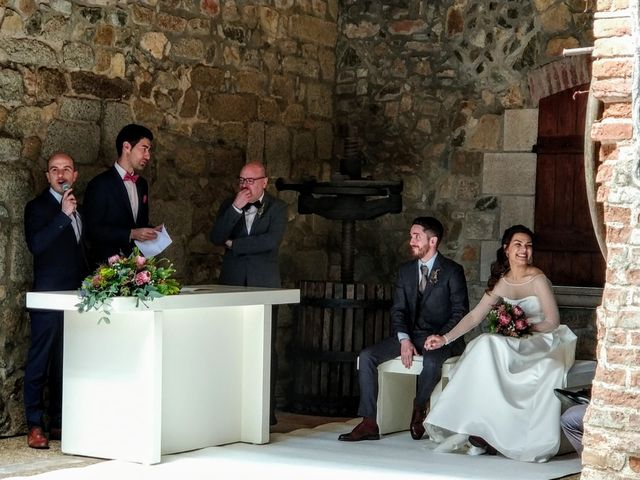 La boda de Carles y Patri en Vilanova Del Valles, Barcelona 2