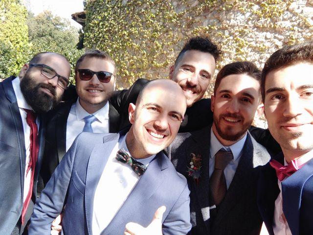 La boda de Carles y Patri en Vilanova Del Valles, Barcelona 11