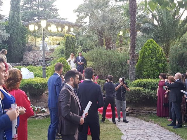 La boda de Carlos  y Elena en Galapagar, Madrid 1