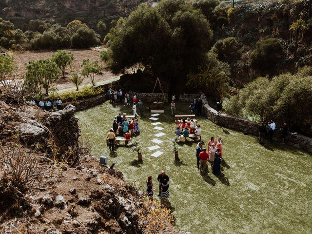 La boda de Fran y Emma en Las Palmas De Gran Canaria, Las Palmas 16