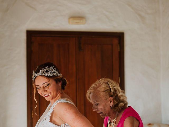 La boda de Fran y Emma en Las Palmas De Gran Canaria, Las Palmas 21