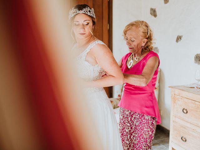 La boda de Fran y Emma en Las Palmas De Gran Canaria, Las Palmas 22