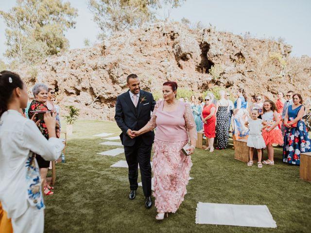 La boda de Fran y Emma en Las Palmas De Gran Canaria, Las Palmas 28