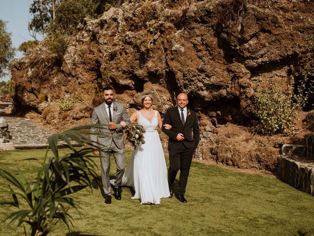 La boda de Fran y Emma en Las Palmas De Gran Canaria, Las Palmas 31