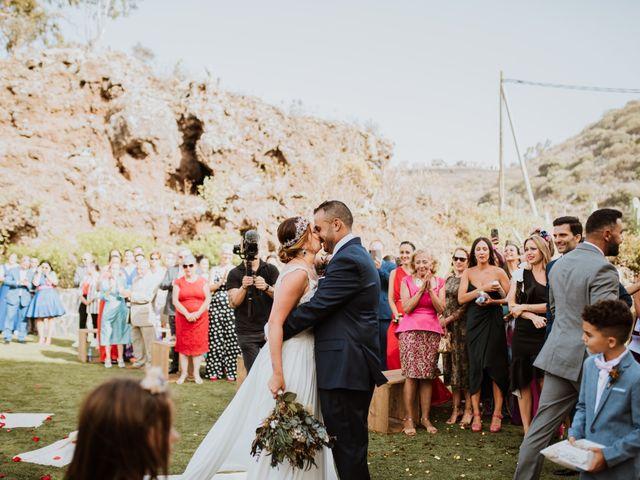 La boda de Fran y Emma en Las Palmas De Gran Canaria, Las Palmas 32