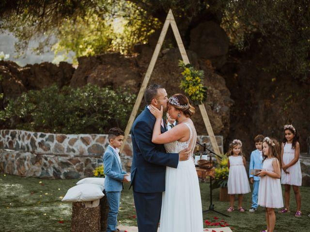 La boda de Fran y Emma en Las Palmas De Gran Canaria, Las Palmas 33