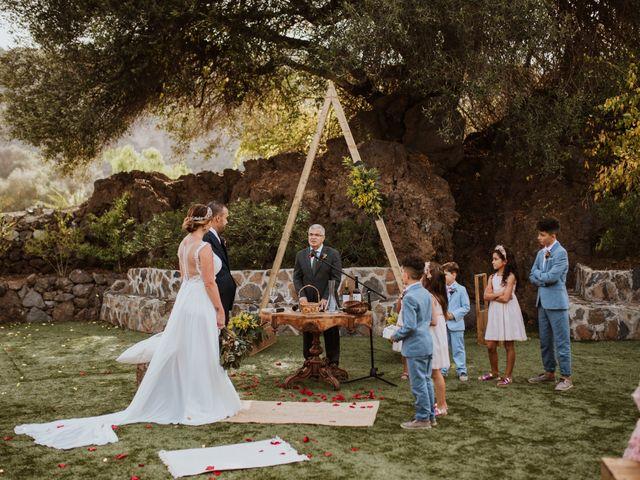 La boda de Fran y Emma en Las Palmas De Gran Canaria, Las Palmas 36