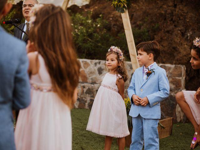 La boda de Fran y Emma en Las Palmas De Gran Canaria, Las Palmas 38