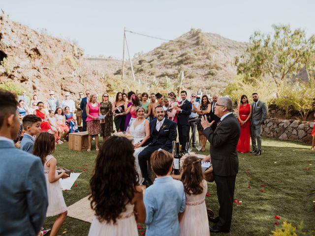 La boda de Fran y Emma en Las Palmas De Gran Canaria, Las Palmas 39