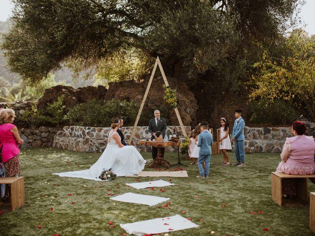 La boda de Fran y Emma en Las Palmas De Gran Canaria, Las Palmas 40