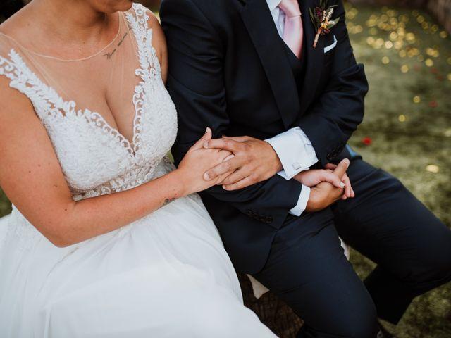 La boda de Fran y Emma en Las Palmas De Gran Canaria, Las Palmas 41