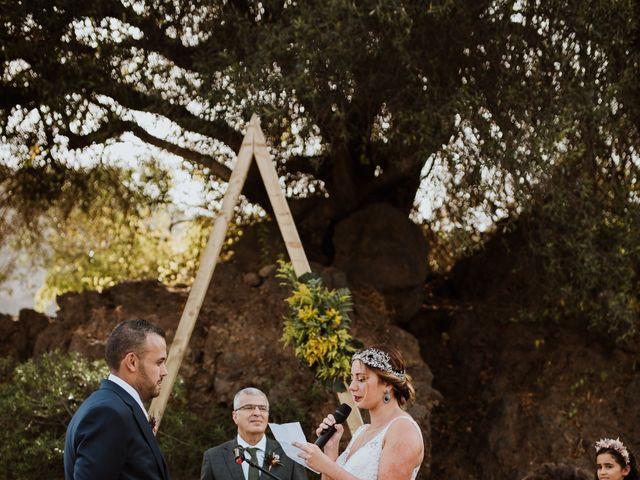 La boda de Fran y Emma en Las Palmas De Gran Canaria, Las Palmas 45