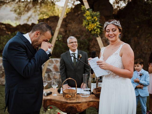 La boda de Fran y Emma en Las Palmas De Gran Canaria, Las Palmas 48