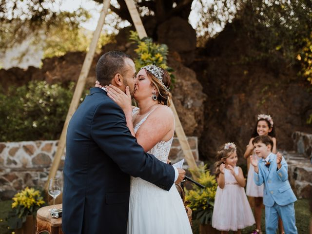 La boda de Fran y Emma en Las Palmas De Gran Canaria, Las Palmas 50