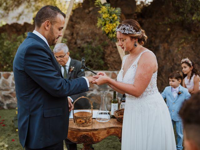 La boda de Fran y Emma en Las Palmas De Gran Canaria, Las Palmas 51