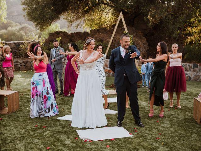 La boda de Fran y Emma en Las Palmas De Gran Canaria, Las Palmas 52