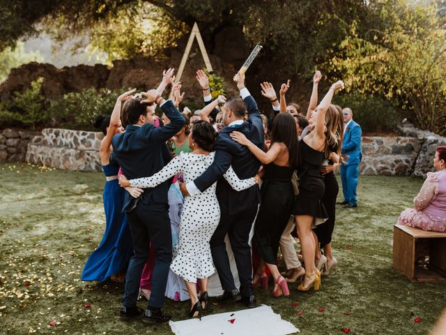 La boda de Fran y Emma en Las Palmas De Gran Canaria, Las Palmas 57