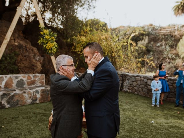 La boda de Fran y Emma en Las Palmas De Gran Canaria, Las Palmas 58