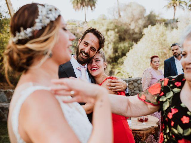 La boda de Fran y Emma en Las Palmas De Gran Canaria, Las Palmas 62