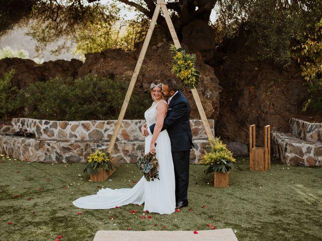 La boda de Fran y Emma en Las Palmas De Gran Canaria, Las Palmas 64