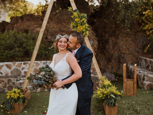 La boda de Fran y Emma en Las Palmas De Gran Canaria, Las Palmas 65
