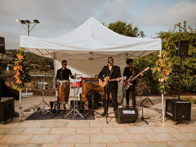 La boda de Fran y Emma en Las Palmas De Gran Canaria, Las Palmas 74