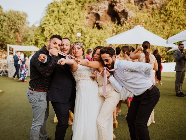 La boda de Fran y Emma en Las Palmas De Gran Canaria, Las Palmas 75