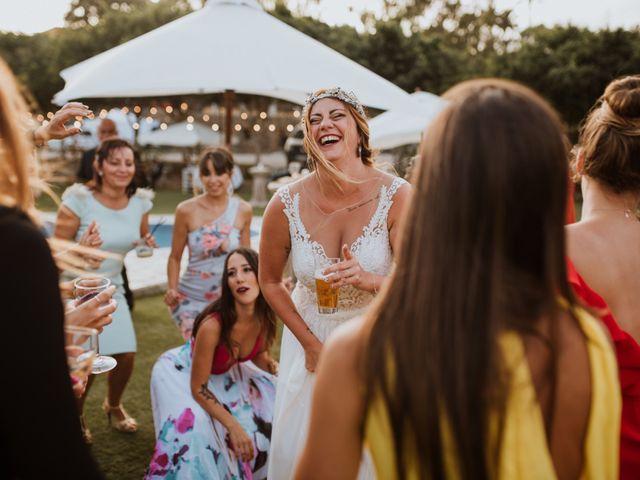 La boda de Fran y Emma en Las Palmas De Gran Canaria, Las Palmas 76