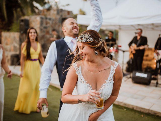 La boda de Fran y Emma en Las Palmas De Gran Canaria, Las Palmas 81