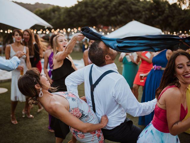 La boda de Fran y Emma en Las Palmas De Gran Canaria, Las Palmas 83