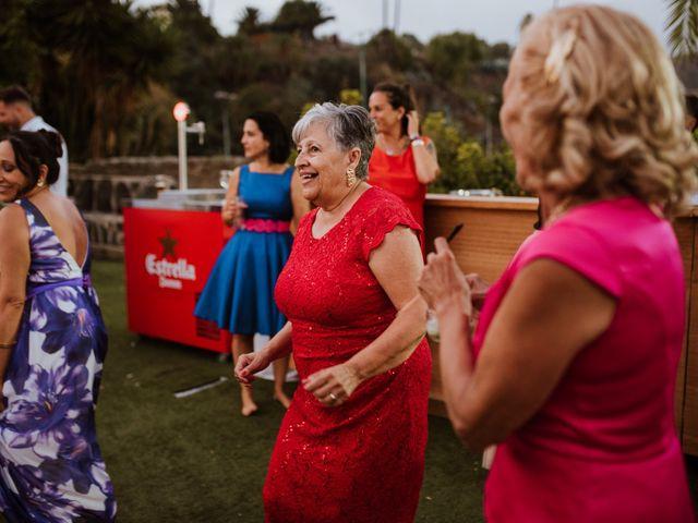 La boda de Fran y Emma en Las Palmas De Gran Canaria, Las Palmas 87