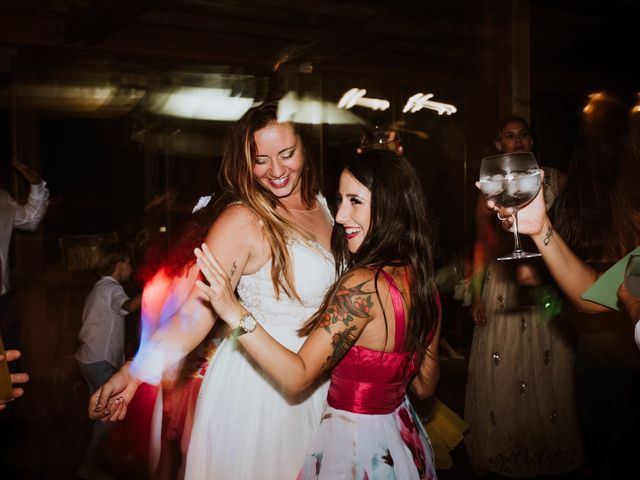 La boda de Fran y Emma en Las Palmas De Gran Canaria, Las Palmas 98