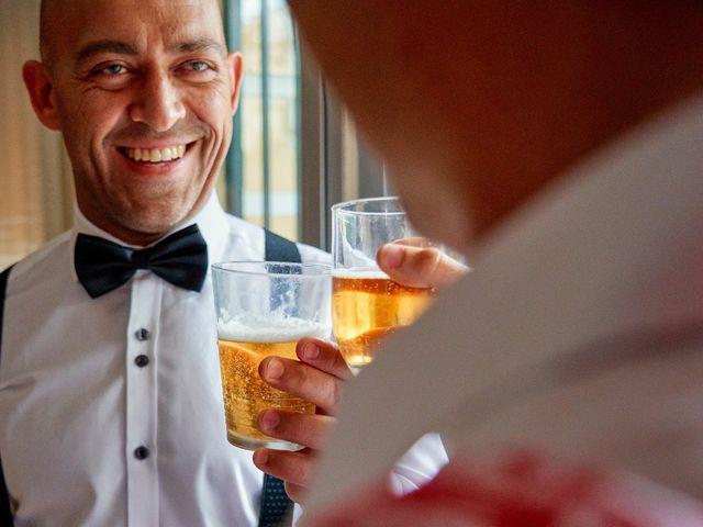 La boda de Javier y Arantxa en Madrid, Madrid 5
