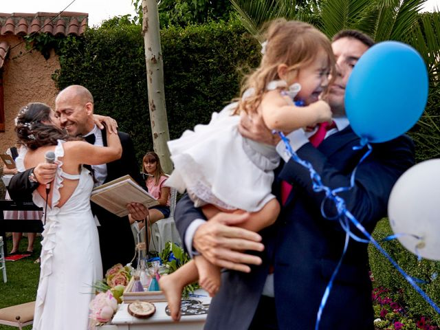 La boda de Javier y Arantxa en Madrid, Madrid 22