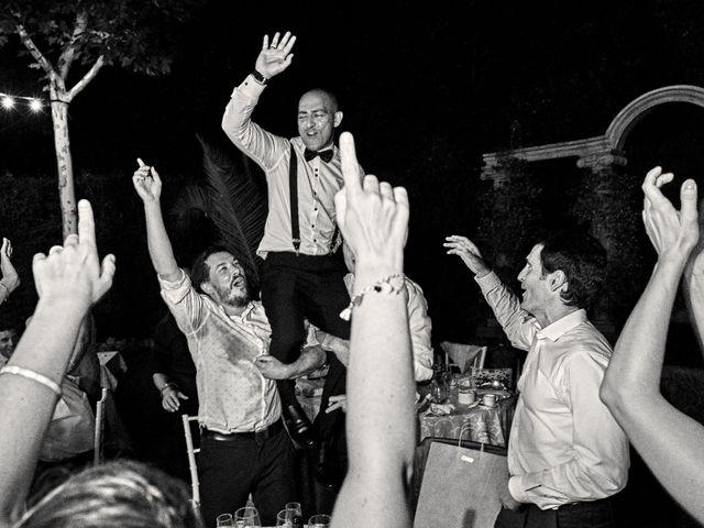 La boda de Javier y Arantxa en Madrid, Madrid 27