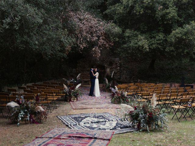 La boda de Maria y Andy