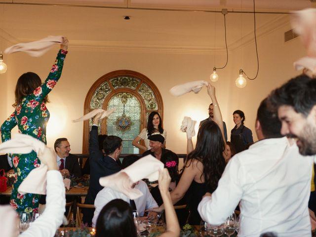 La boda de Andy y Maria en Mataró, Barcelona 35