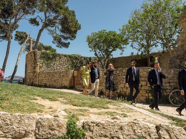 La boda de Mathieu y Camille en Sant Pere Pescador, Girona 2