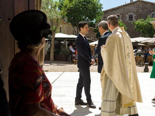 La boda de Mathieu y Camille en Sant Pere Pescador, Girona 5