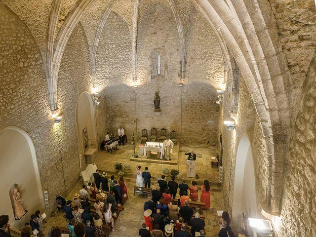 La boda de Mathieu y Camille en Sant Pere Pescador, Girona 16