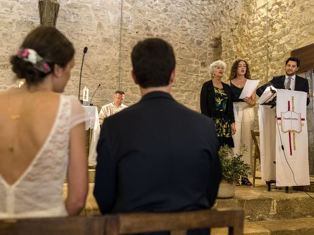 La boda de Mathieu y Camille en Sant Pere Pescador, Girona 19