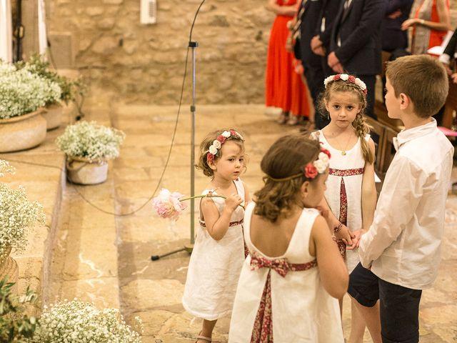La boda de Mathieu y Camille en Sant Pere Pescador, Girona 22