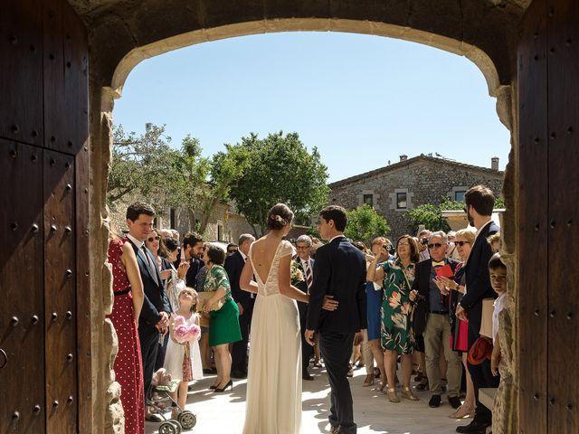La boda de Mathieu y Camille en Sant Pere Pescador, Girona 25