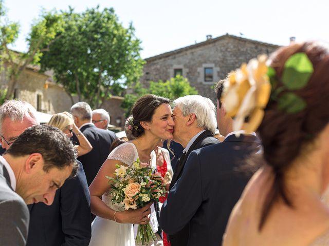 La boda de Mathieu y Camille en Sant Pere Pescador, Girona 27